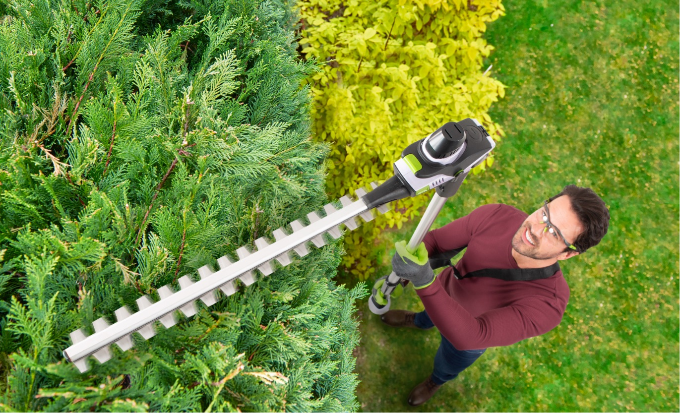 Gtech Cordless Hedge Trimmers | Electric Hedge Cutters | Gtech