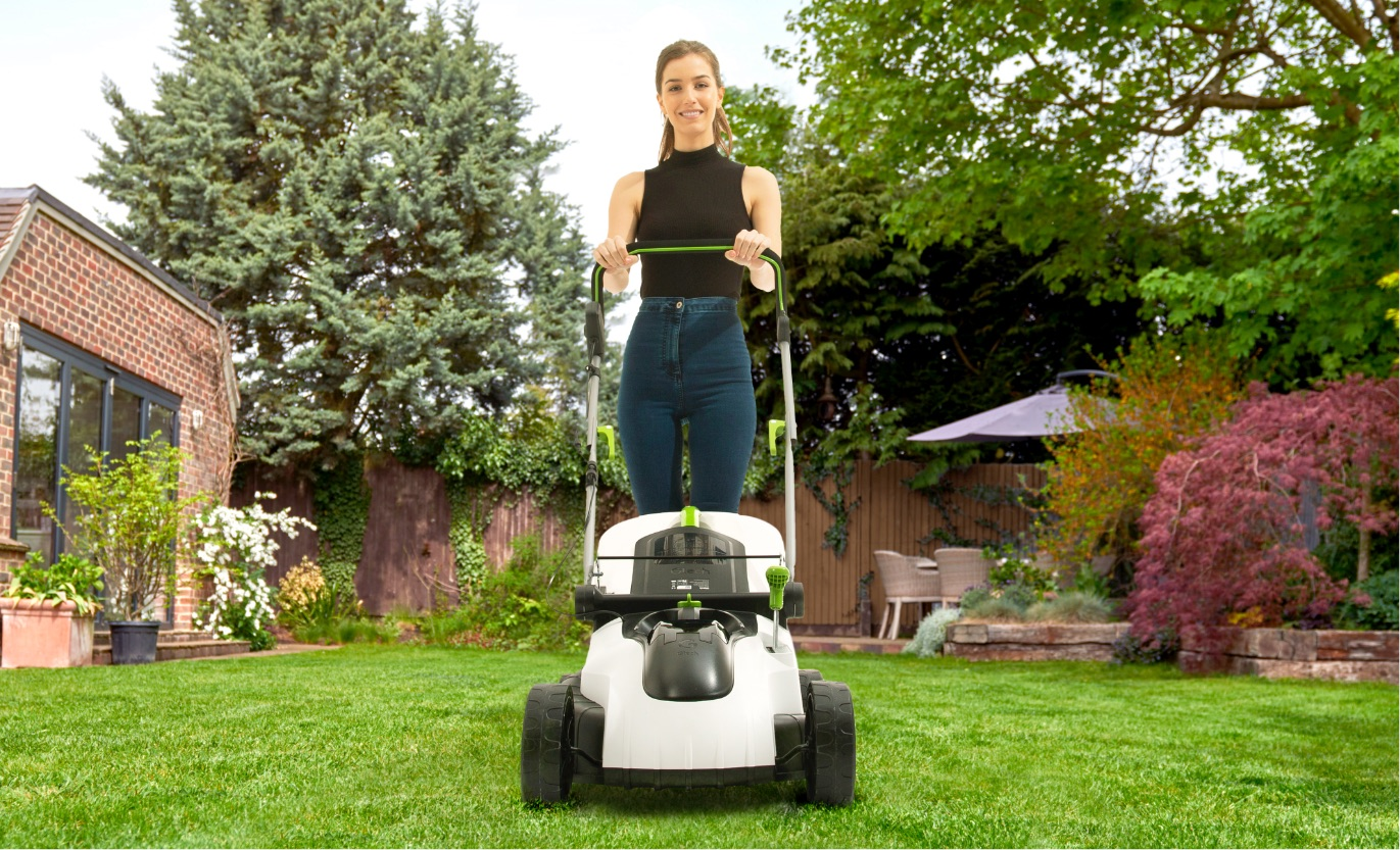 Cordless Lawnmowers