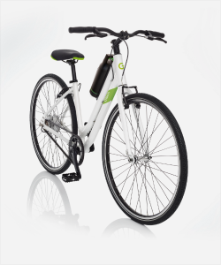 Electric city bike - category page