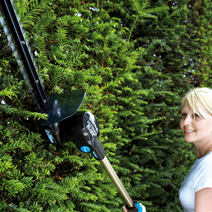 Image of HT05-Plus Ultra-Lightweight Cordless Extendable Hedge Trimmer