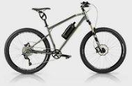 Gtech eScent Mountain Bike