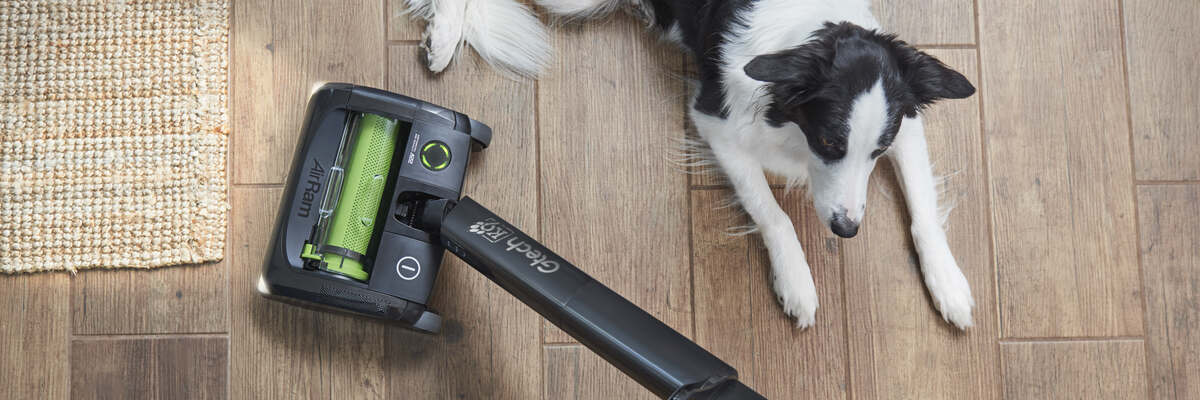Vacuuming is the nation's favourite cleaning task