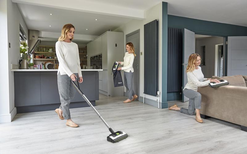 HyLite 2 versatile vacuum cleaner