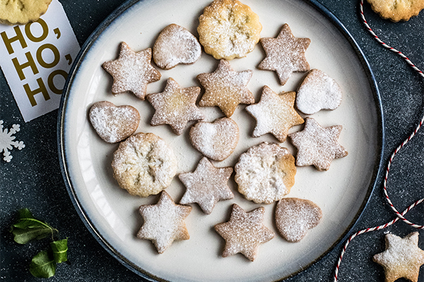 Gtech's Christmas tips for Christmas baking with kids