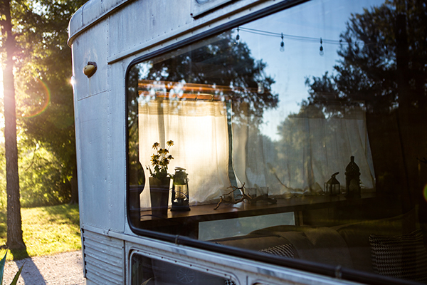 How to clean a caravan awning