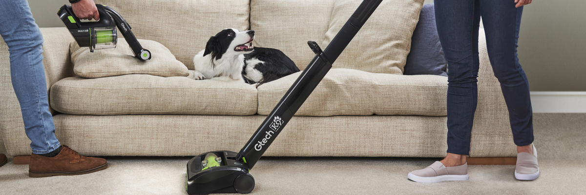 Pet hoovers from Gtech