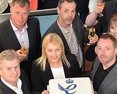 Gtech named as winner of Queen's Award