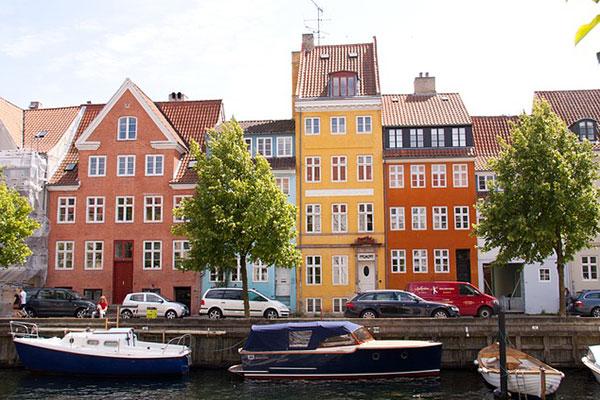 Cycling friendly cities: Copenhagen