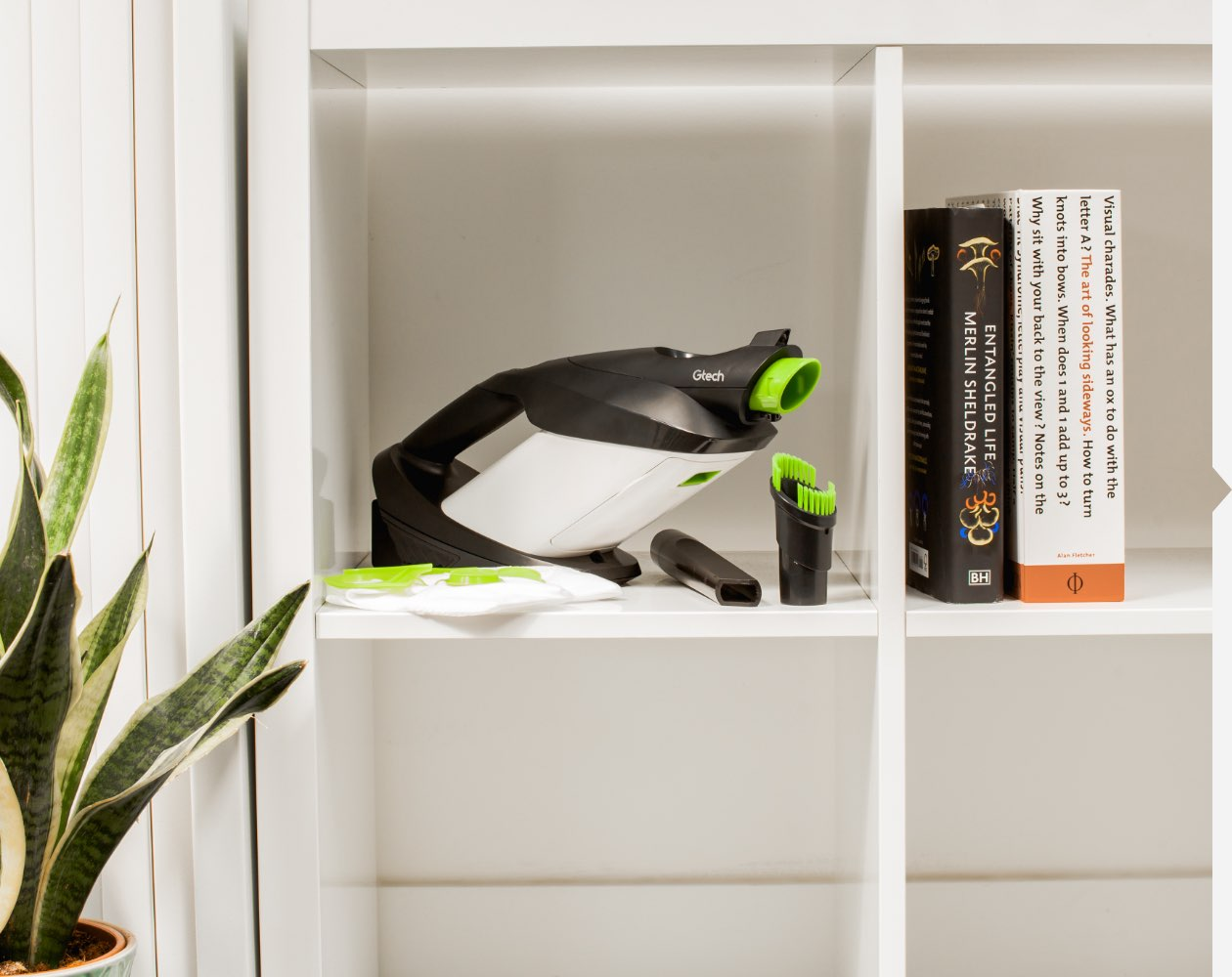 Compact ProLite handheld vacuum