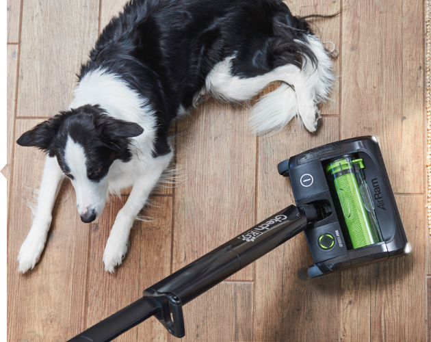 AirRam K9 best pet vacuum cleaner