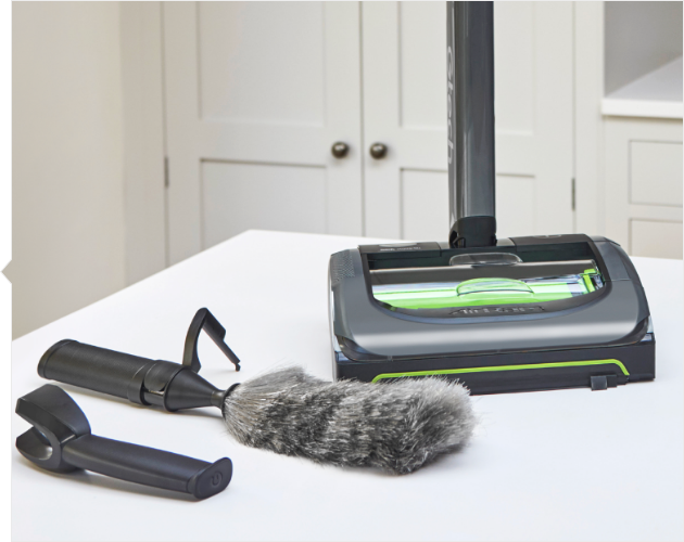 AirRam K9 cordless vacuum cleaner and speed clean kit