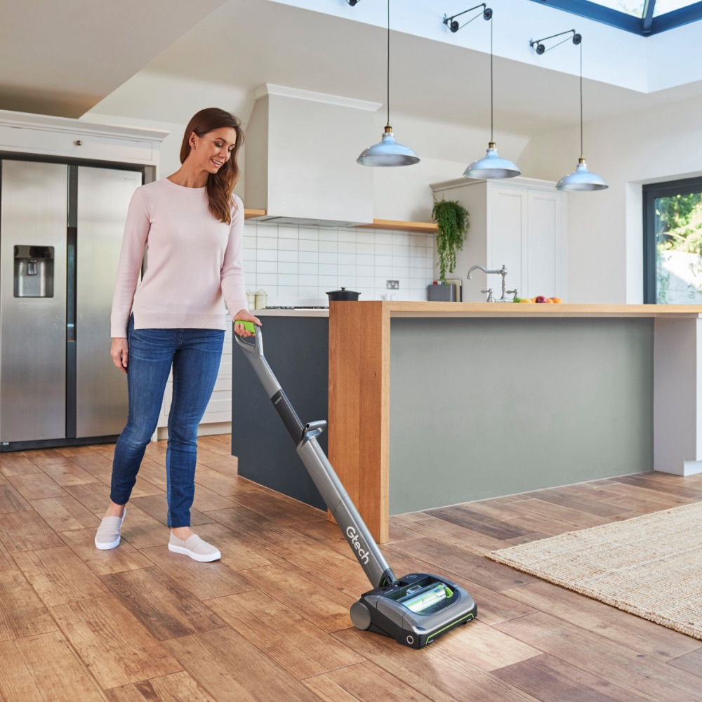 AirRam cordless vacuum cleaner easy to use