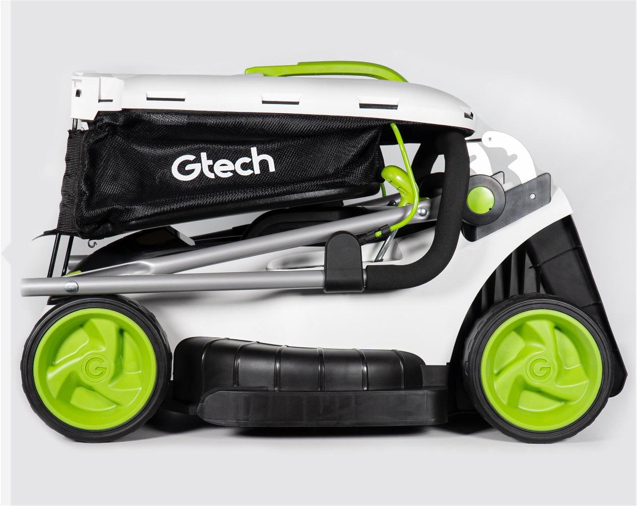 Battery powered mower