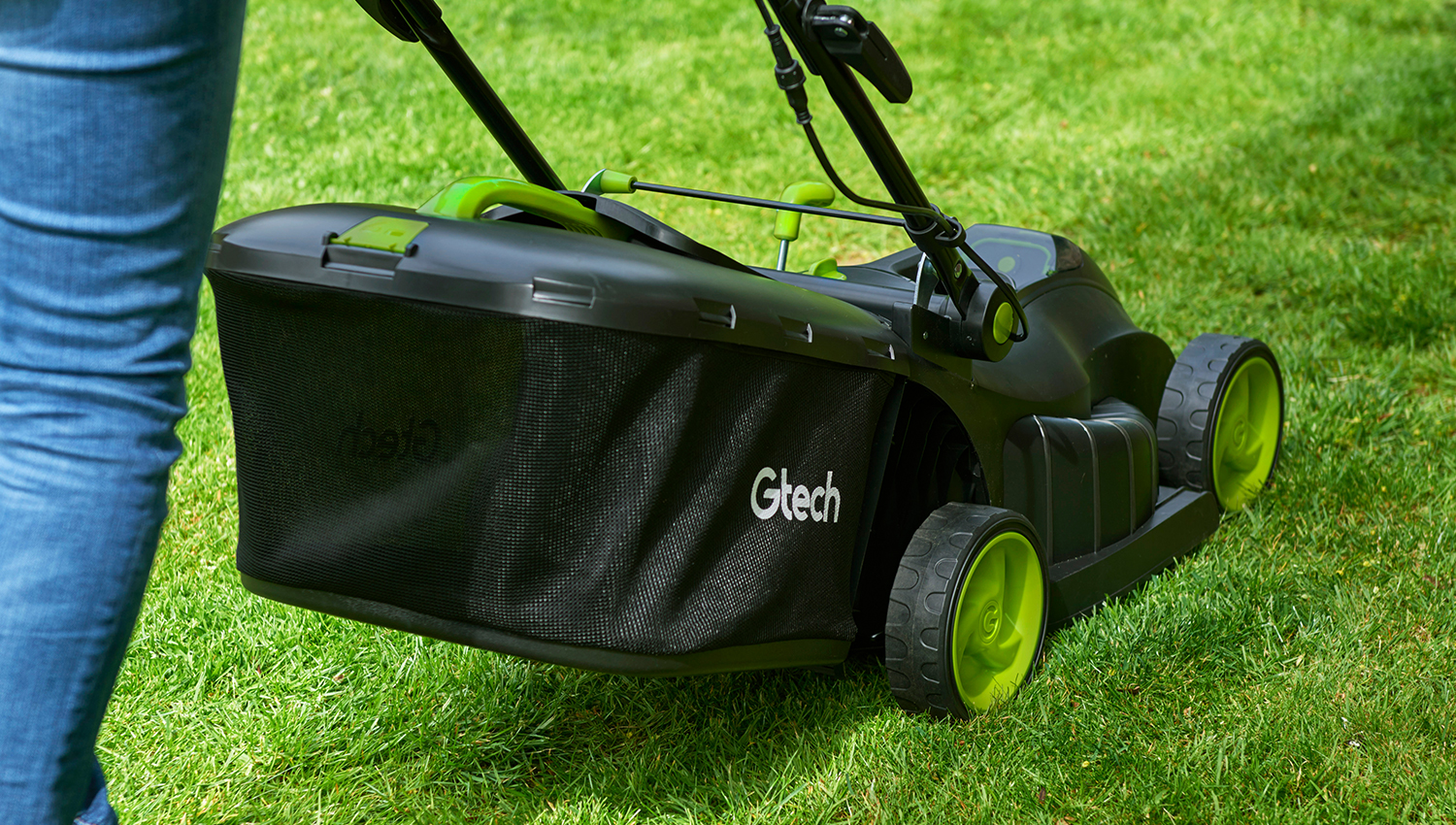 Gtech Cordless Lawnmower 2 0 | Battery Powered Lawnmower | Gtech