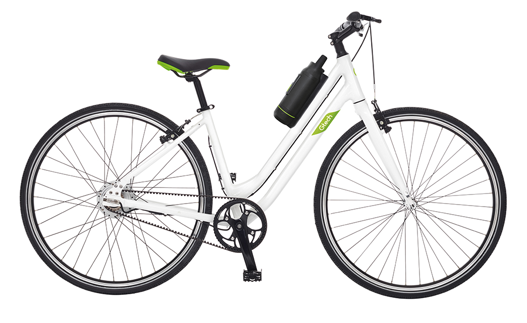28020a554 Hit the road. The Gtech eBike City