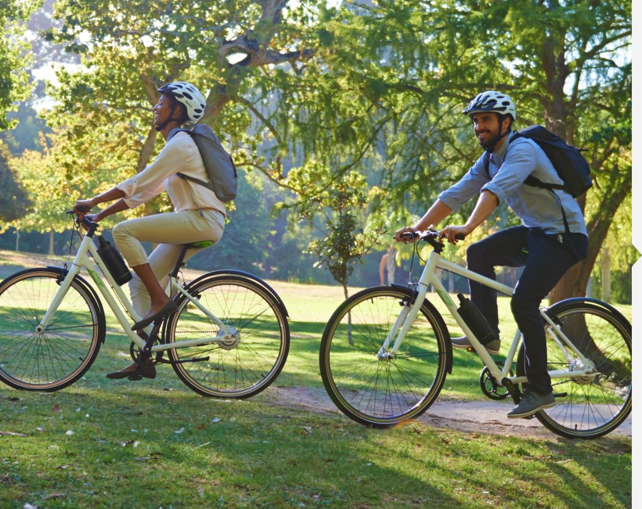 Sport electric bike
