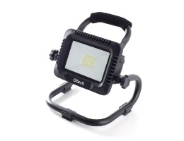 Cordless flood light bare unit