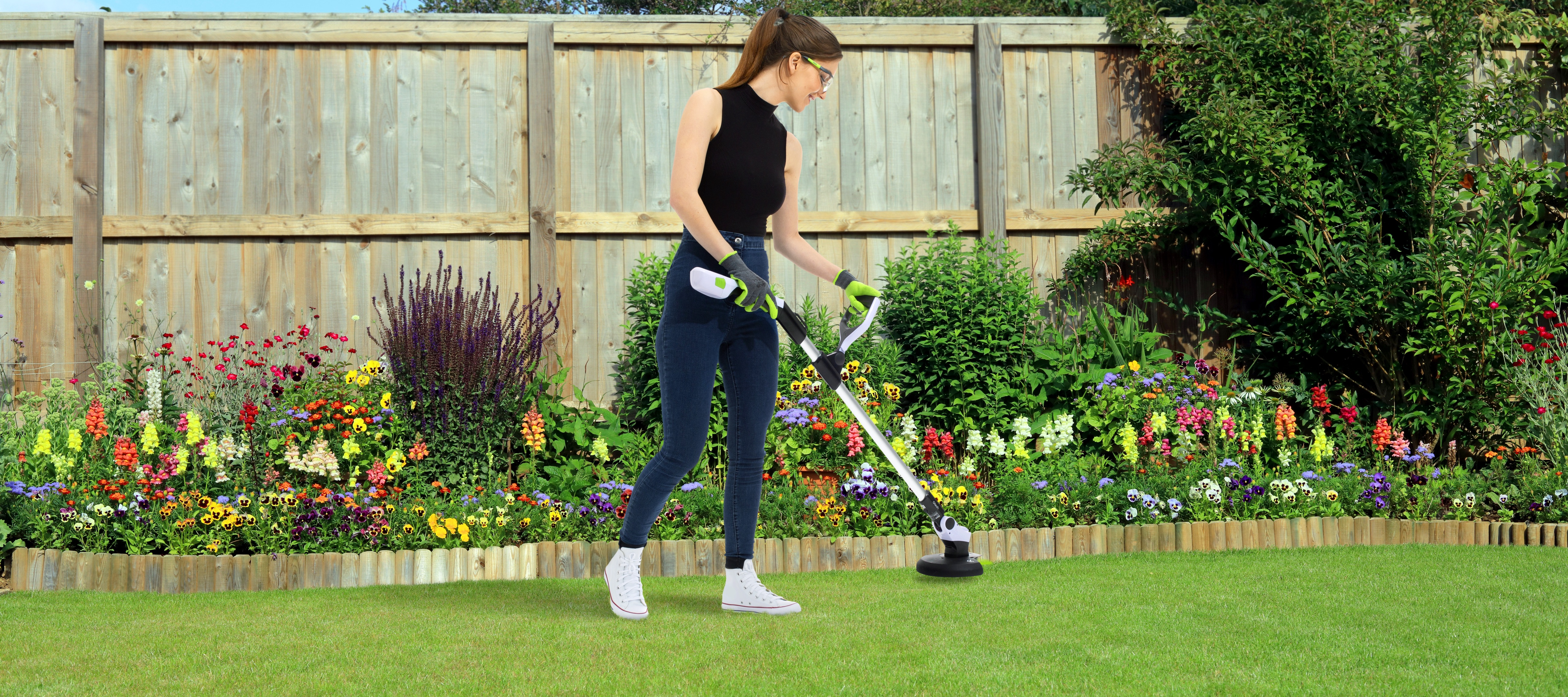 GT50 Trimmer convenient to use