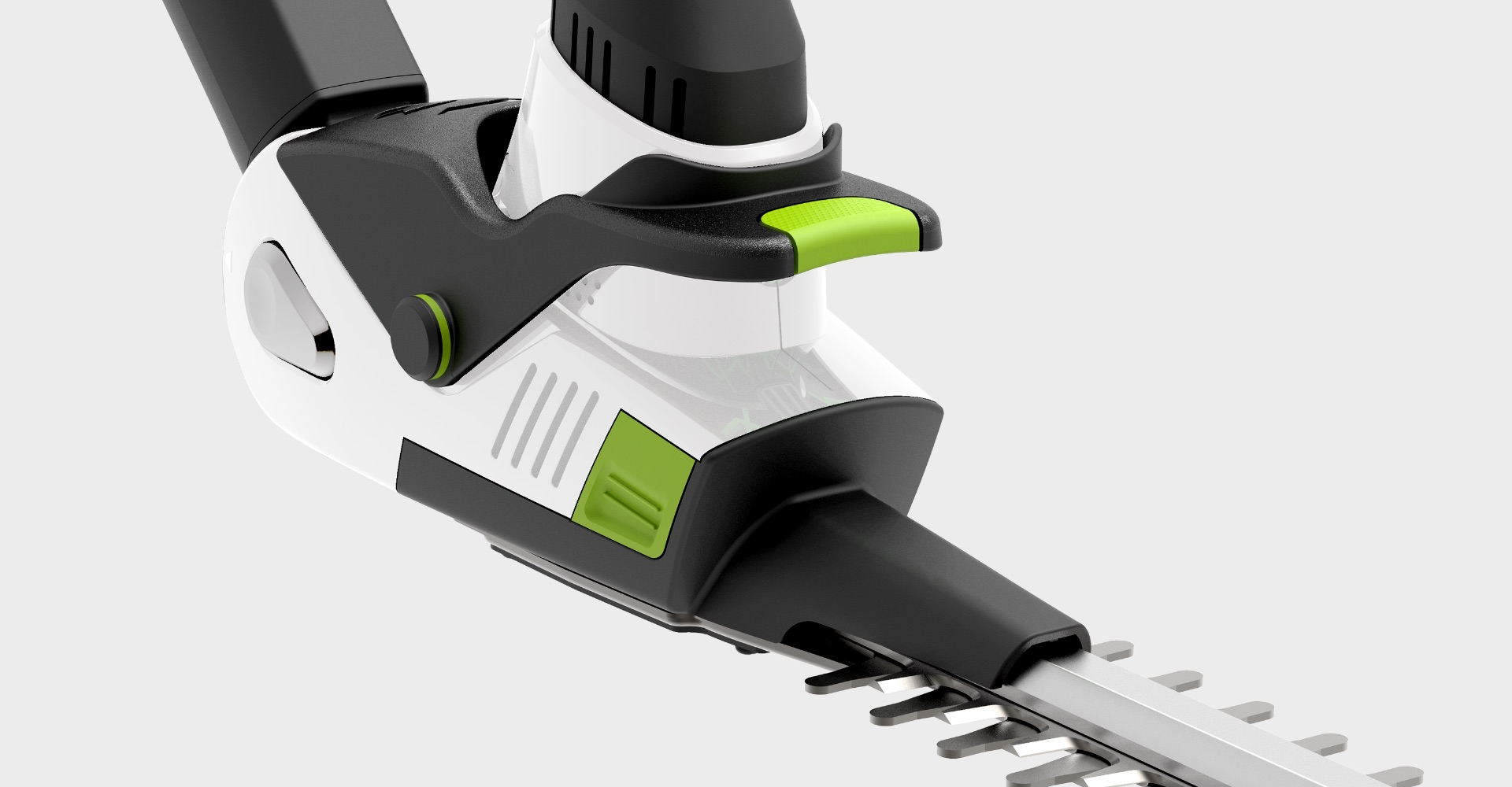 HT50 telescopic hedge trimmer