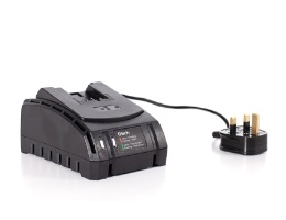 Cordless impact driver charger