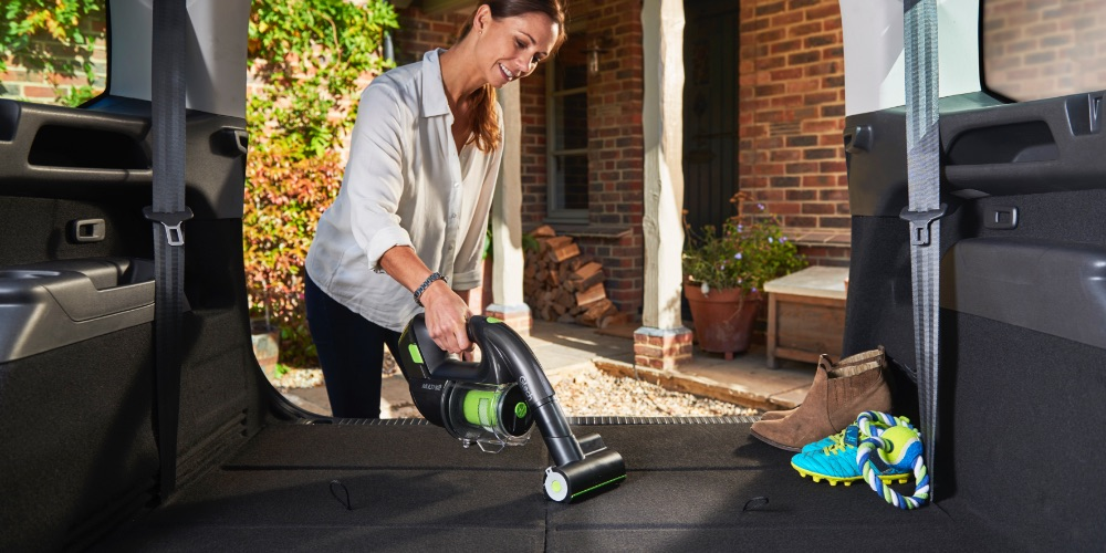 Multi K9 handheld pet vacuum cleaner power brush head