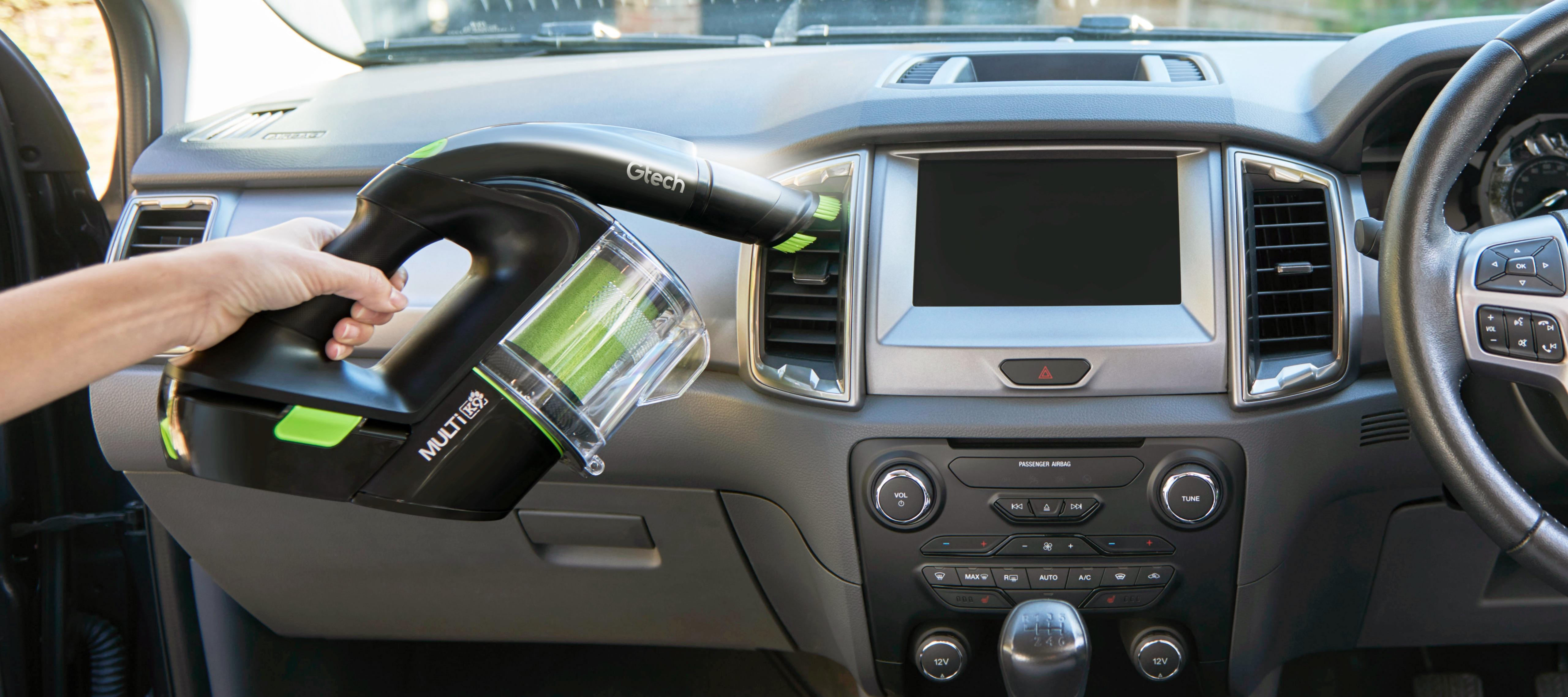 Multi K9 handheld car vacuum cleaner