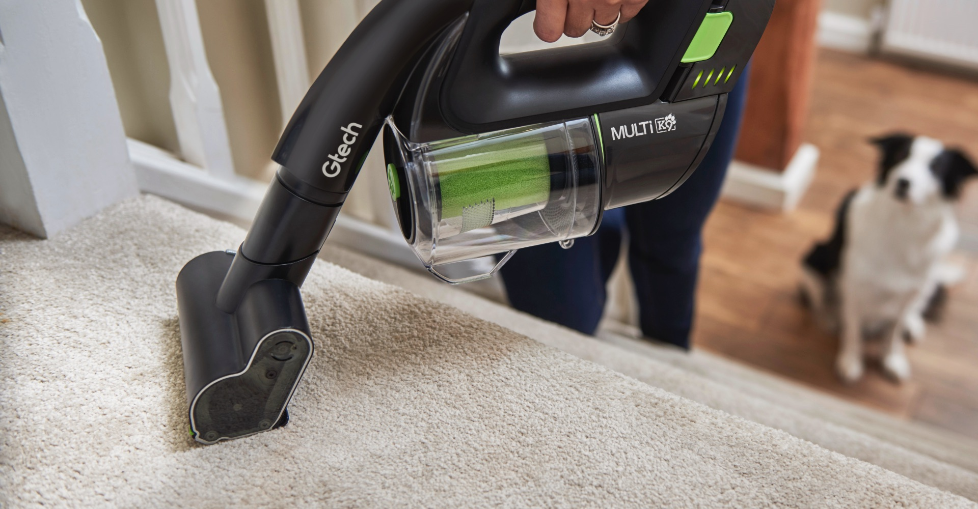 Multi K9 handheld pet vacuum cleaner