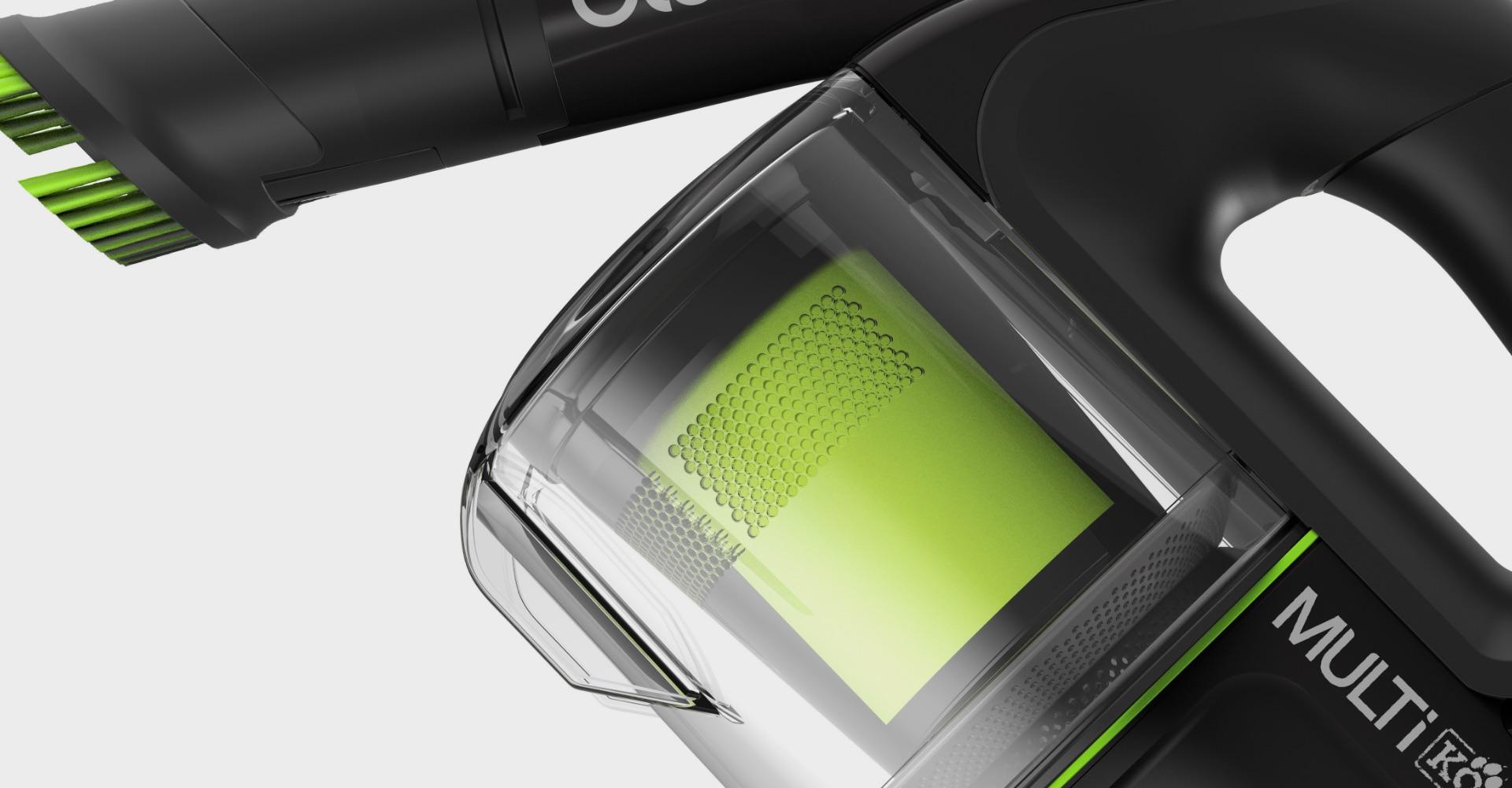 Multi K9 handheld vacuum cleaner versatile attachments
