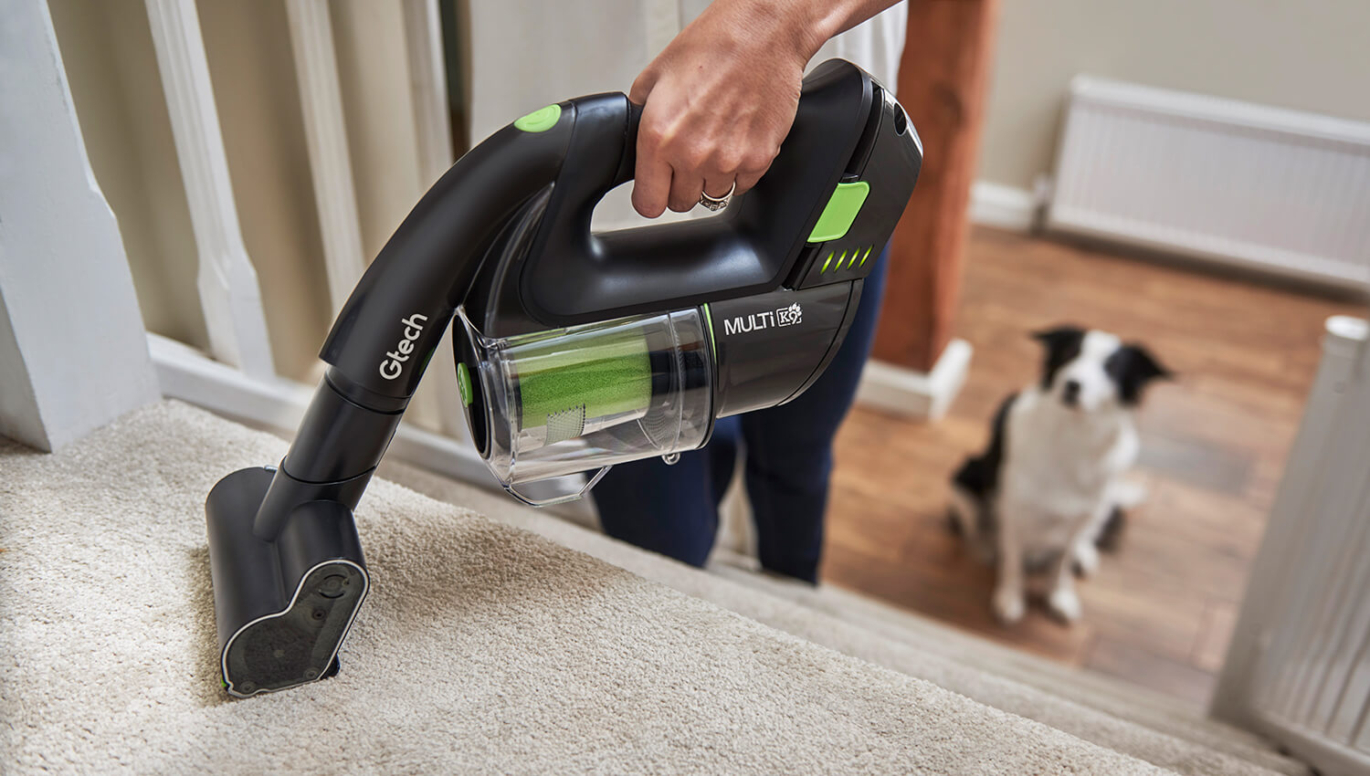 Gtech Multi K9 | Hand held Pet Vacuum Cleaner Gtech