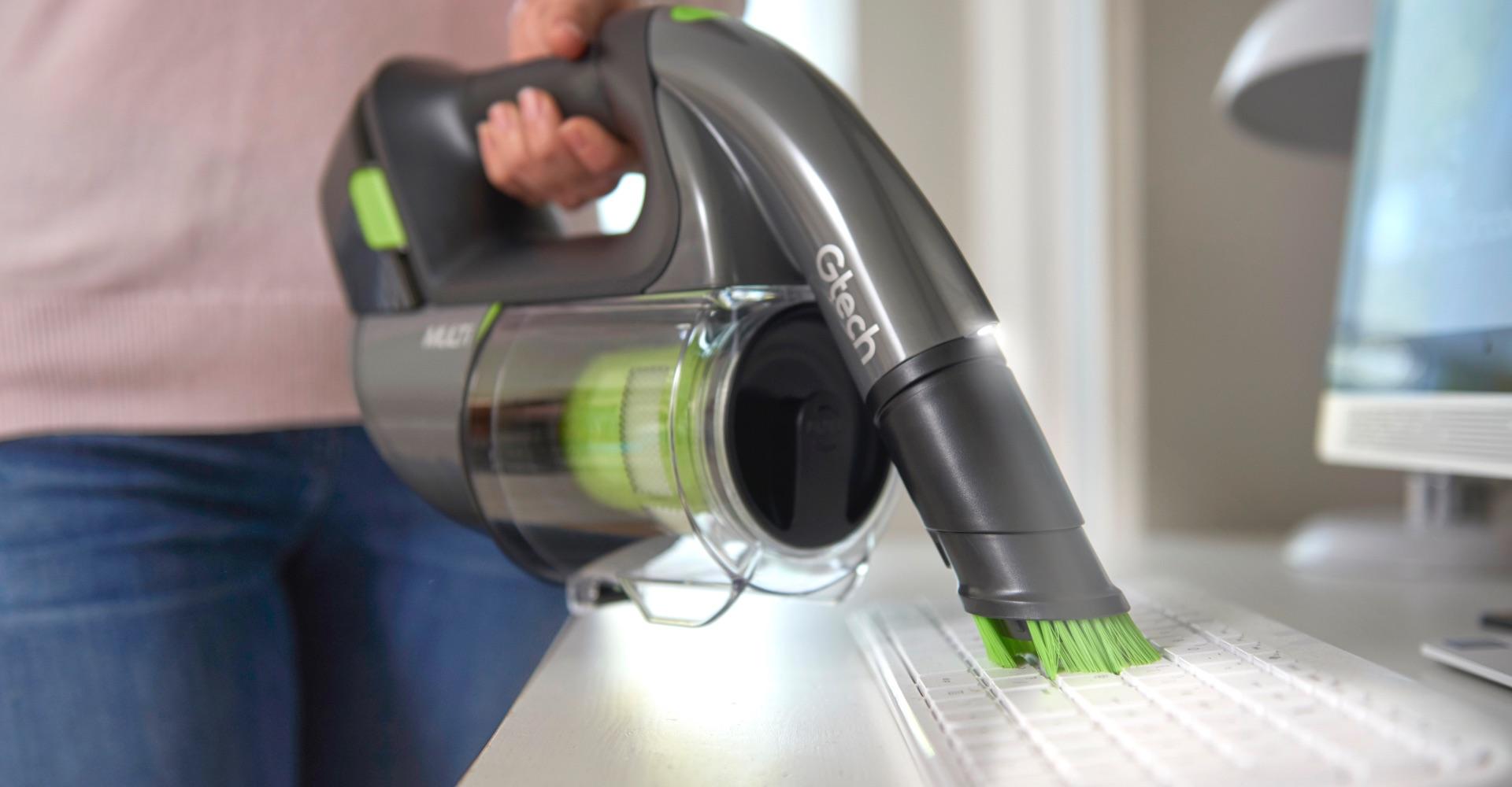 Multi handheld vacuum cleaner versatile attachments
