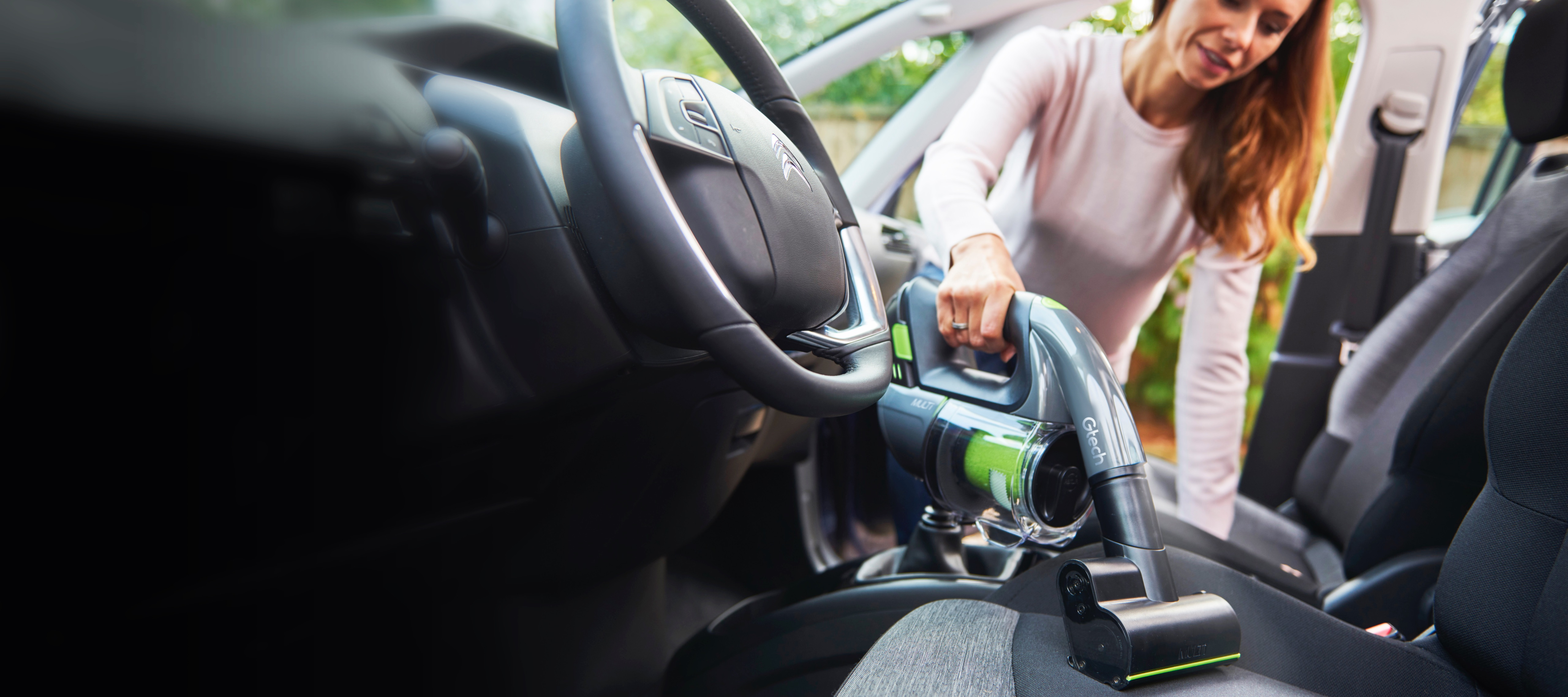 Multi handheld car vacuum cleaner
