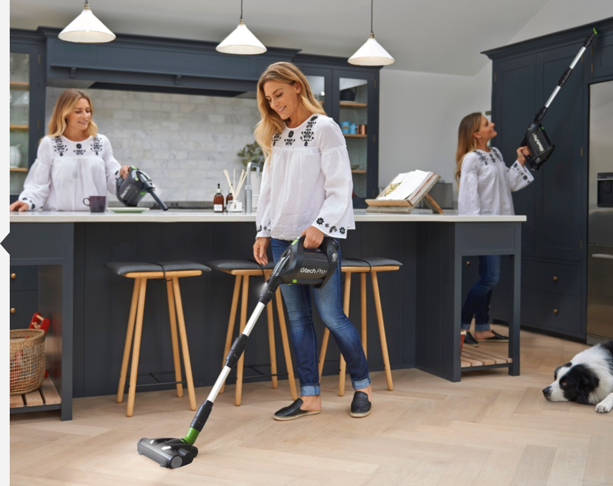 Pro 2 K9 lightweight stick vacuum cleaner easy to manoeuvre