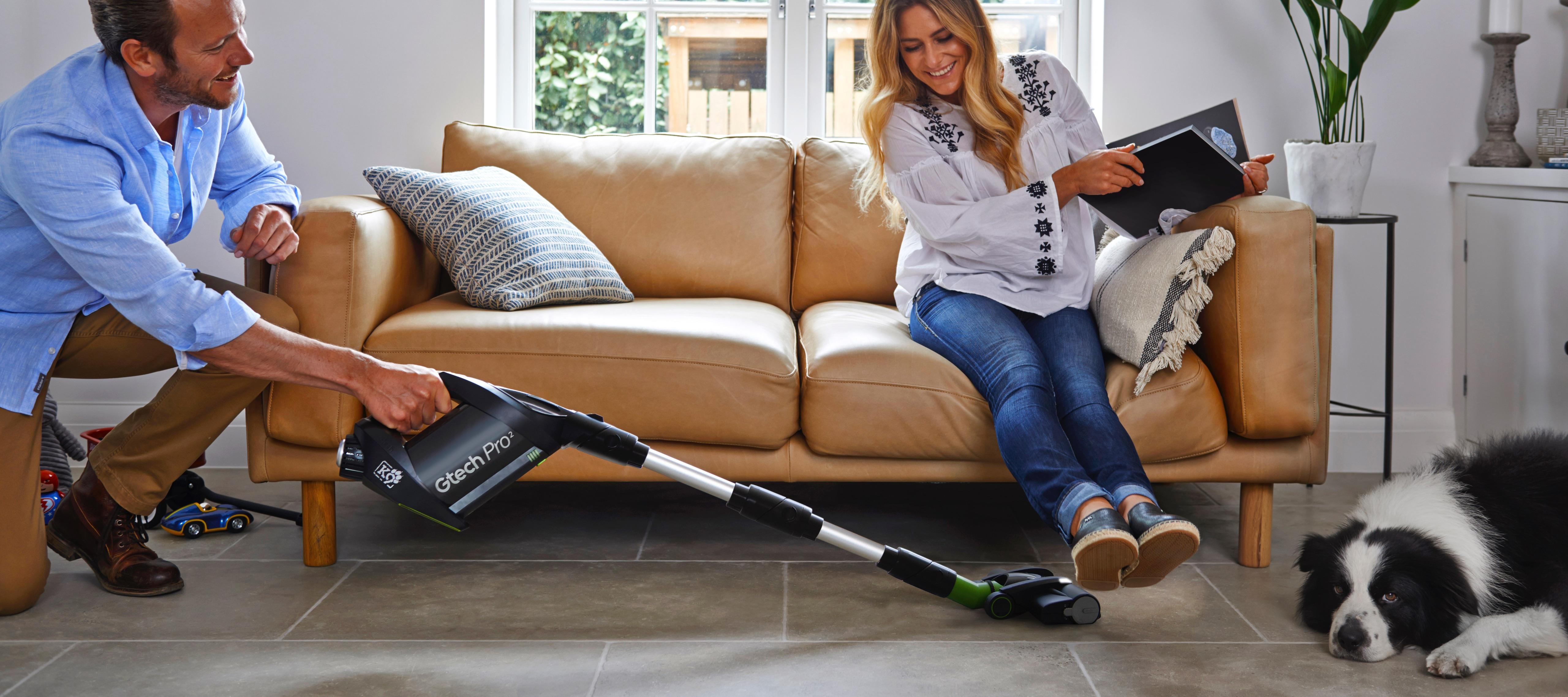 Pro 2 K9 cordless stick pet vacuum cleaner