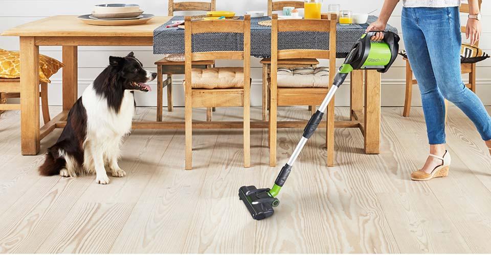Pro 2 high performance cordless stick vacuum cleaner