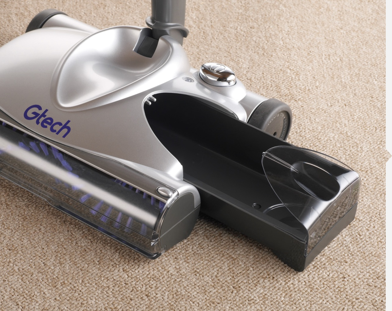 SW02 advanced carpet sweeper visible results