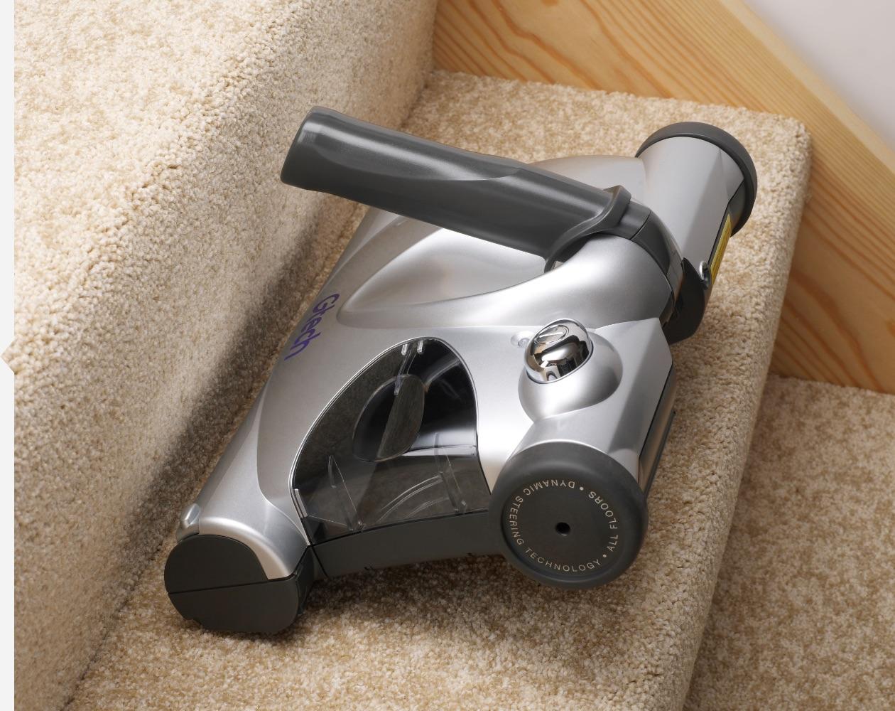 Portable SW02 advanced carpet sweeper