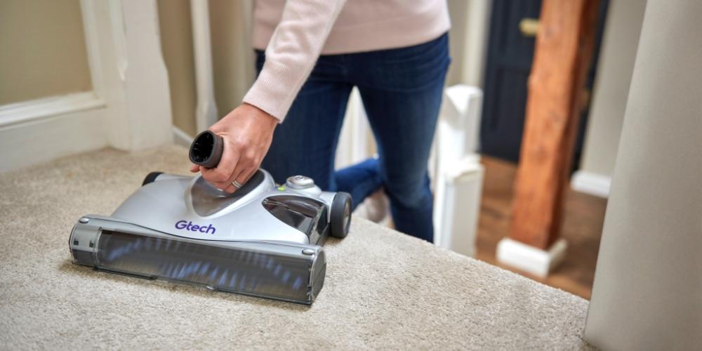 SW02 advanced carpet sweeper handheld unit