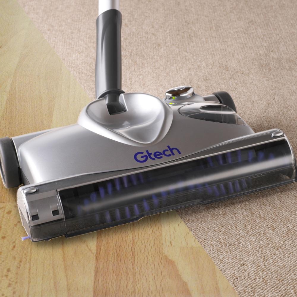 SW02 advanced carpet sweeper use on carpet