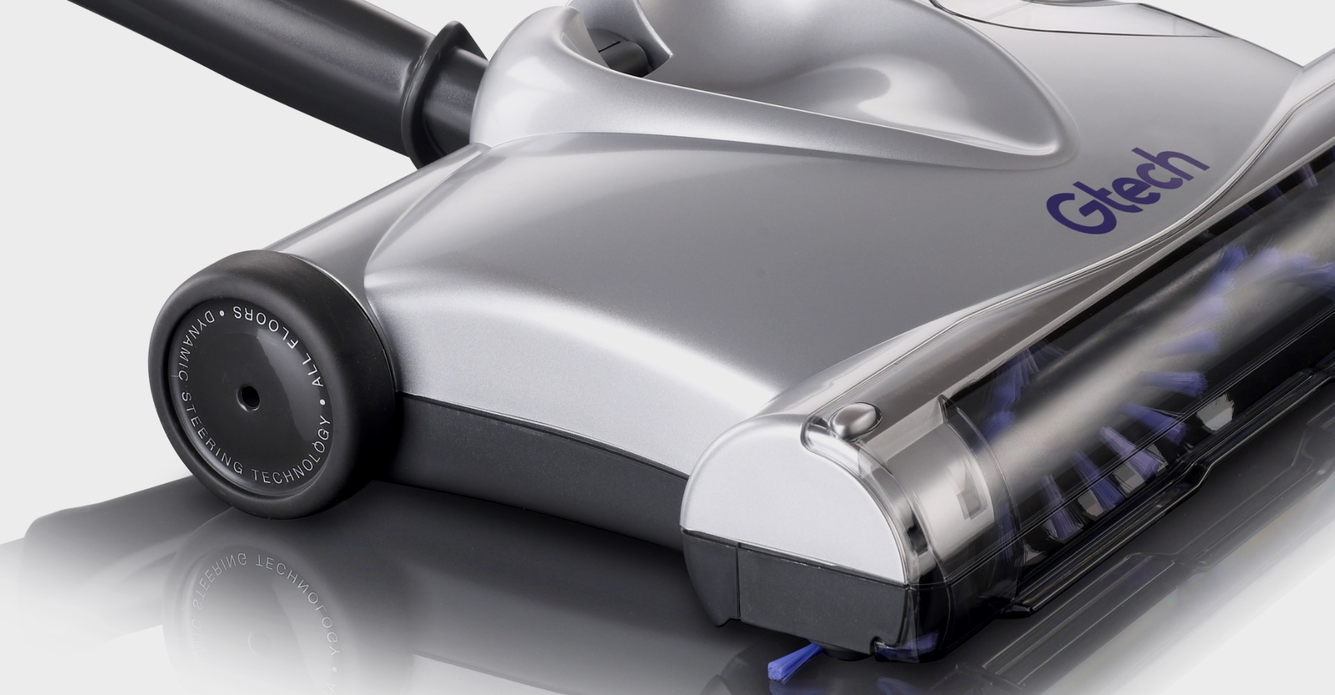 Easy to use SW02 advanced carpet sweeper