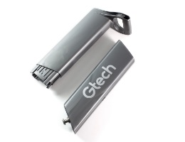 AirRam cordless vacuum cleaner lower handle
