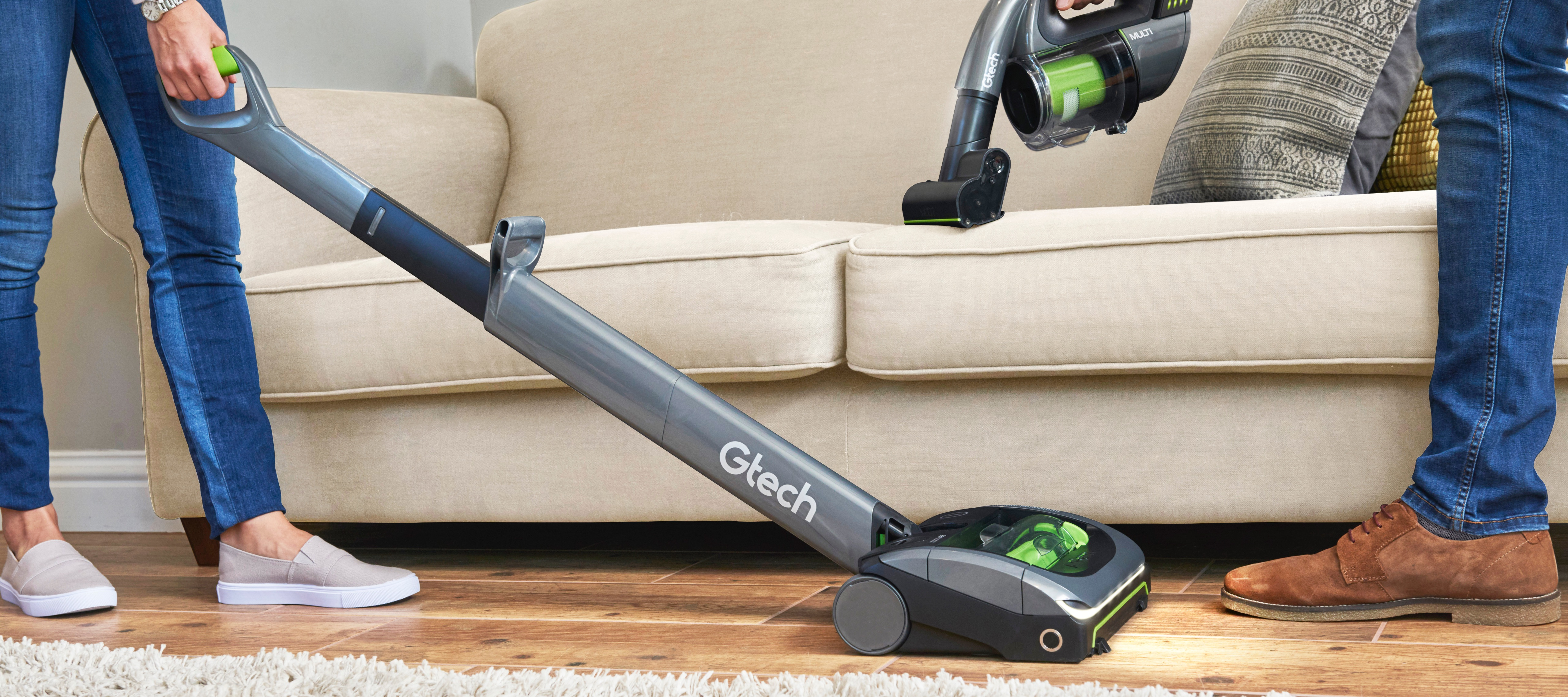 System lightweight cordless vacuum cleaner bundle