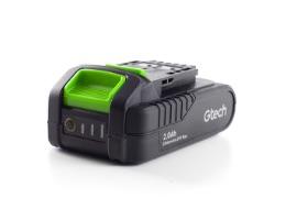 Cordless task light battery