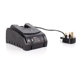 Cordless task light charger